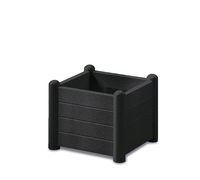 Italia Square Flower Box col. Anthracite
