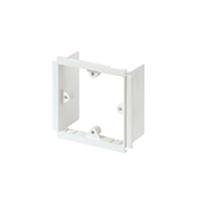 MK 3D CompactTrunking - 1 Gang Box 40mm