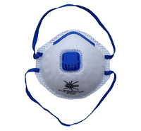 REDBACK Dust Mask with Valve FFP2 (Box 10)