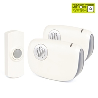 LLOYTRON TWIN WIRELESS CHIME