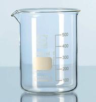 Beaker Pyrex 5000ml Low Form With Spout , Gra