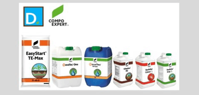 New Product Development; Dejex & Compo Expert working together to bring new solutions to the UK hort