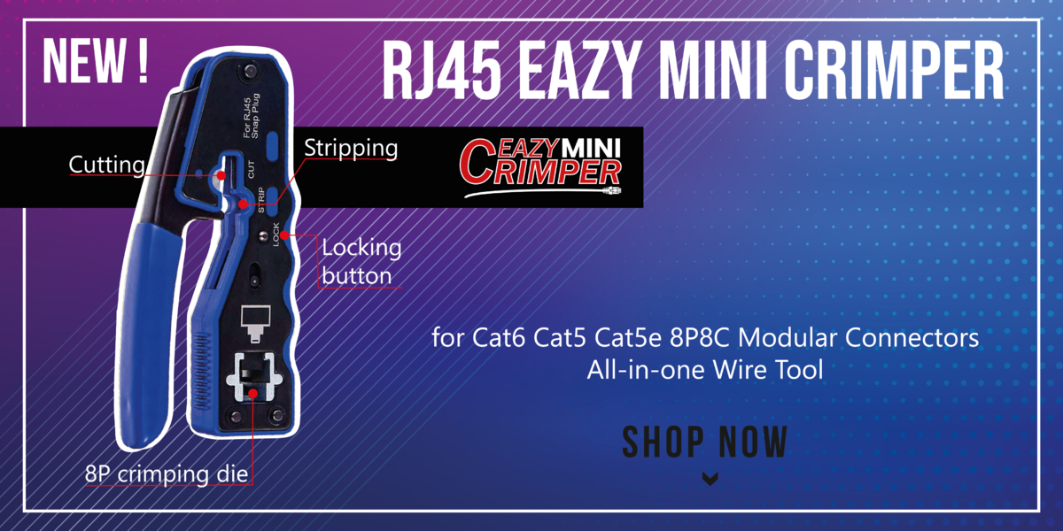 Eazy Mini Crimper