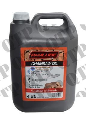 Chain Oil 4.5 Ltr. Maxol