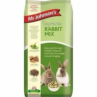 Mr Johnson's Supreme Rabbit Mix 900g x 6 [Zero VAT]