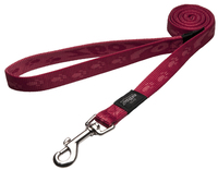 Rogz Alpinist Red Large (K2) Fixed Lead 1.4m x 1