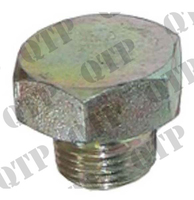 Sump Plug - Gear Box  M18