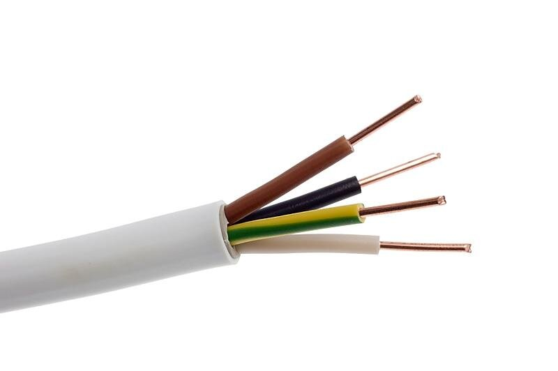 NYM-J Cable 12 Core 1.5sqmm