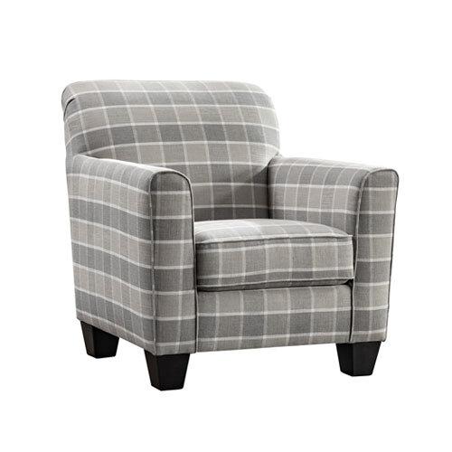 Braemar Tartan Accent Chair