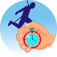 Athlethics - Running (25mm Centre)