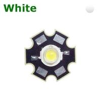 TKL-HP1W | POWER LED 1 WATT WHITE - WITH DISSIPATOR