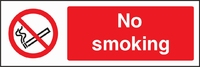 Prohibition and Smoking Sign PROH0003-1049