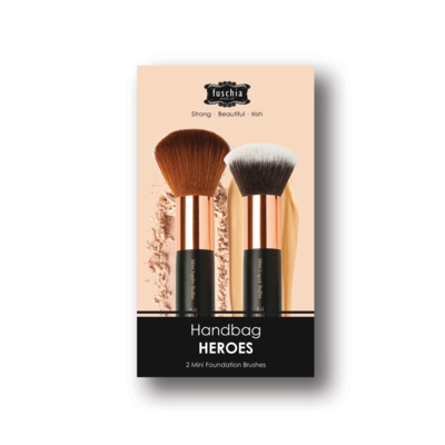 Handbag Heroes Brush Set