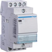 Contactor Hager ES430 20Amp Contactor 4 n/c C