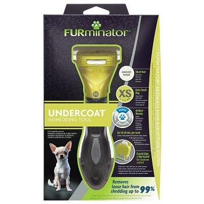 Furminator Toy Short Hair Dog DeShedding Tool