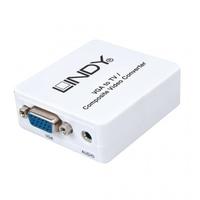 Lindy VGA to CVBS Converter