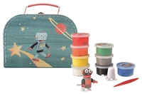 Dough Set Astro Robot (Sold Multiples of 2)