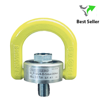 Gunnebo Rotating Lifting Point RLP Standard Bolt | Metric Thread