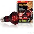 Exo-Terra Heat Glo Infrared Heat Lamp Bulb 75w x 1