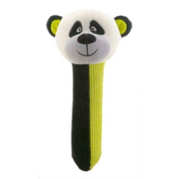 Panda Squeakaboo toy for babies