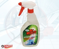 MR MUSCLE KITCHEN CLEANER 6x750ml