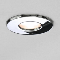 Kamo GU10 Downlight IP65 Polished Chrome | LV1702.0044
