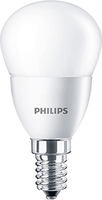 4-25W PHILIPS COREPRO LUSTRE ND  E14 827 P45 FR