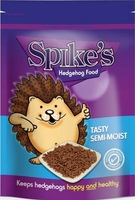 Spike's Tasty Semi-Moist Food for Hedgehogs 550g x 1 [Zero VAT]