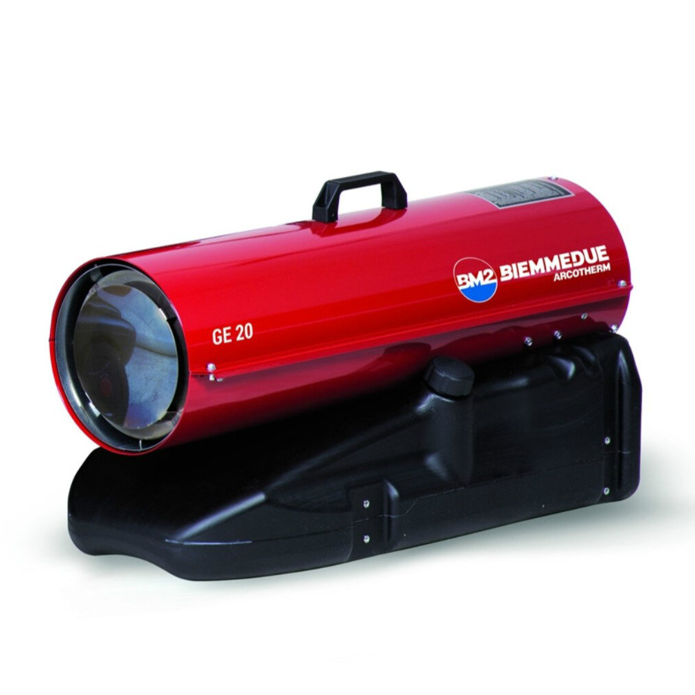 BM2 GE20 Direct Diesel/Kerosene Space Heater