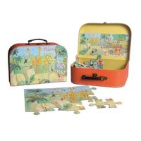 Children's Floor Puzzle - Zoo