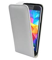 FLIP1022 Samsung S5 White Flip