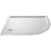 Pearlstone  800 X 800X 40mm Quadrant  Shower Tray