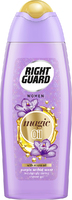 Right Guard Magic Oil Purple Orchid Shower Gel 300ml