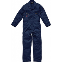 Dickies Redhawk Coverall with Zip Front Size 46 - Navy Blue