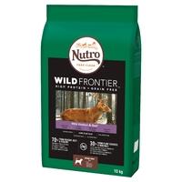 Nutro Wild Frontier Medium Dog Venison & Beef 10kg