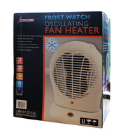 Upright Portable Fan Heater