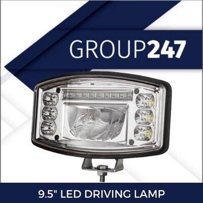 COMBO LED DRIVING LAMP 9.5