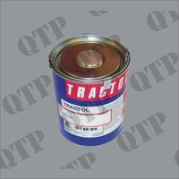 Paint 1 Ltr Silver Mist - Tractol