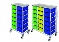 Tray for KarriCart Personal Clothes Trolley