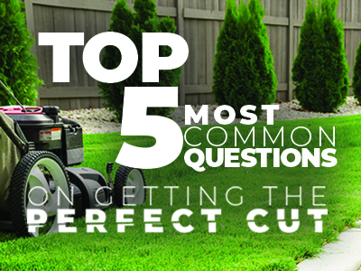 Top 5 most common questions on getting the perfect cut.