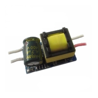 LED Driver 4-5x1W with cap