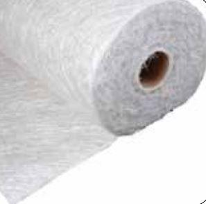 Cromar Pro GRP Glass Fibre Matting CSM 450Gm 33Kg roll (Approx 73M2)