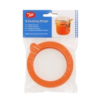 Preserving Jar Sealing Ring 6pk