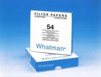 Filter Paper Circles Whatman Grade No.54