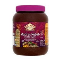 Madras/Kebab Paste-(Pataks) 1x2.4kg