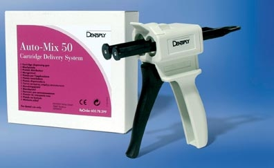 DENTSPLY AUTOMIX 50 CARTRIDGE DISPENSING GUN