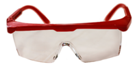 DMI - ADULT GLASSES RED FRAME
