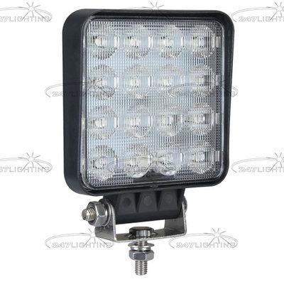 """4"""" LED Square Reverse Lamp"""