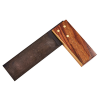 9inch / 225mm Economy Wood Try Square