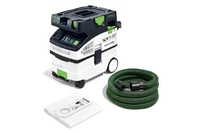 Festool 574836 CTL Midi I GB 110V Cleantec Mobile Dust Extractor L-Class + FREE Cleaning SET (Ploughing Special Discount Price)